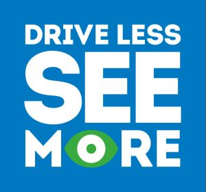 Drive less and see more on the Island.