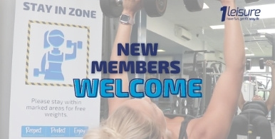 1Leisure all new members welcome