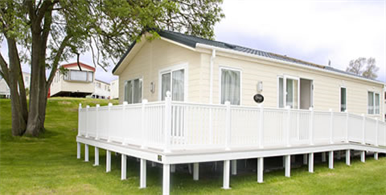 Book the Short breaks caravan