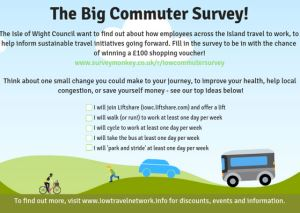Take part in our big commuter survey and be in with the chance of winning high street vouchers