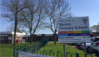Major investment for Barton primary
